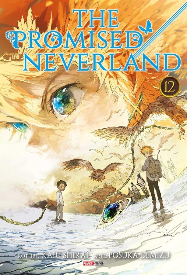 The Promised Neverland - Volume 12
