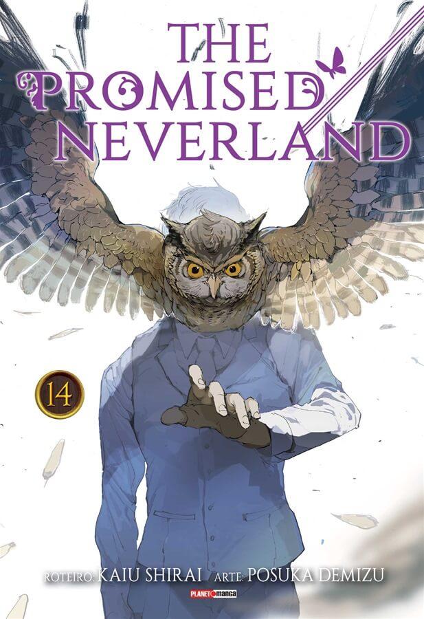 The Promised Neverland - Volume 14