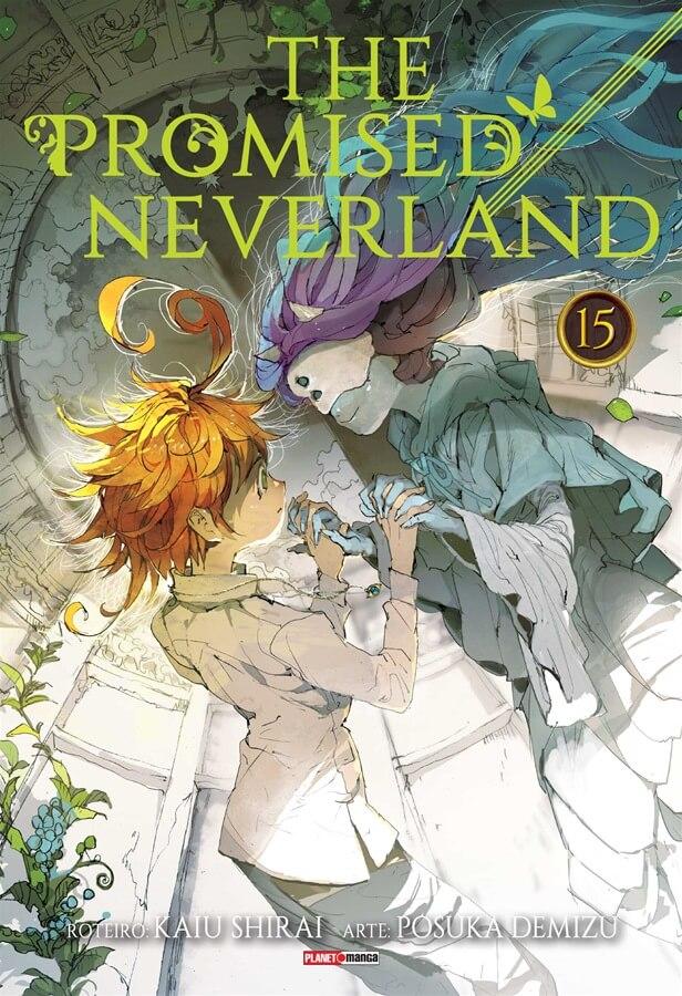The Promised Neverland - Volume 15
