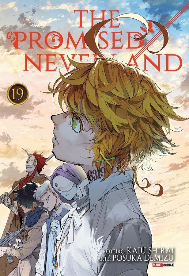 The Promised Neverland - Volume 19