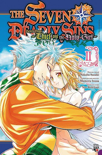 The Seven Deadly Sins - Seven Days: Thief and the Holy Girl - Volume 02