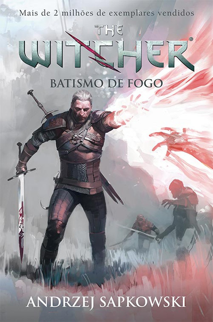 The Witcher - Batismo de Fogo - Volume 05