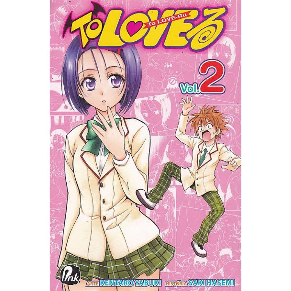 To Love-Ru - Volume 02 - Usado
