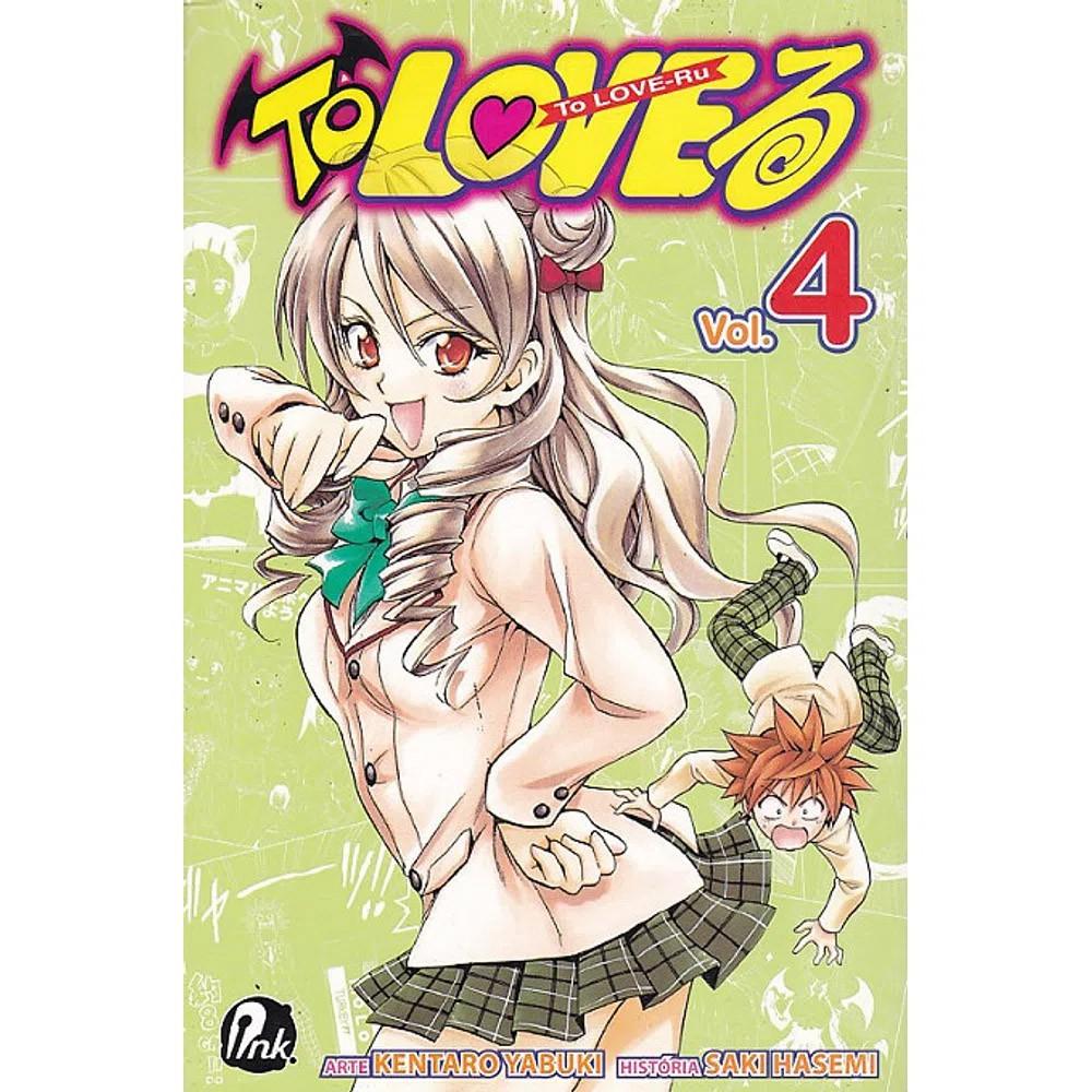 To Love-Ru - Volume 04