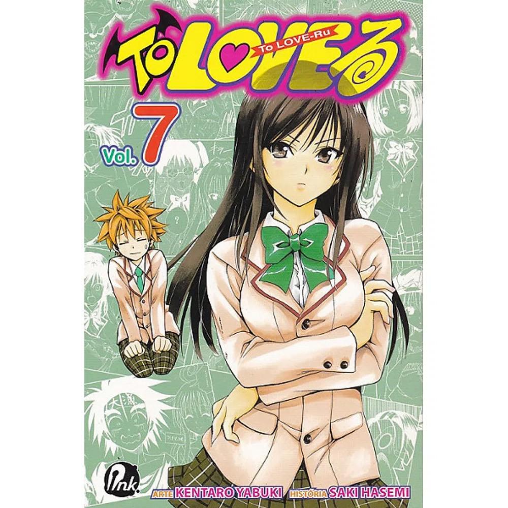To Love-Ru - Volume 07