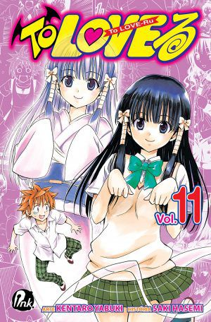To Love-Ru - Volume 11 - Usado