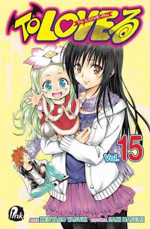 To Love-Ru - Volume 15 - Usado