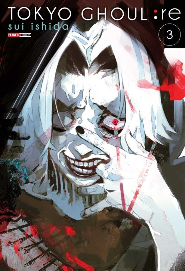 Tokyo Ghoul: RE - Volume 03