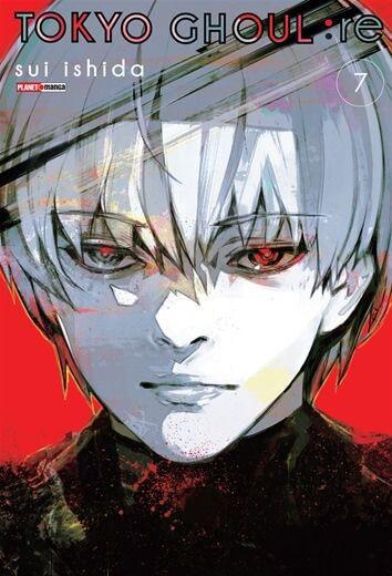 Tokyo Ghoul: RE - Volume 07