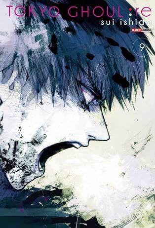 Tokyo Ghoul: RE - Volume 09