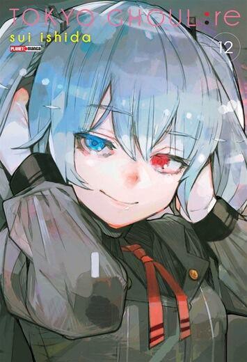 Tokyo Ghoul: RE - Volume 12