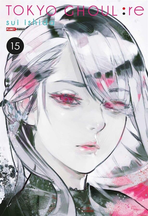 Tokyo Ghoul: RE - Volume 15