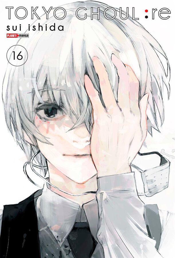 Tokyo Ghoul: RE - Volume 16