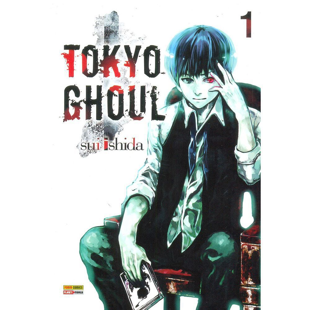 Tokyo Ghoul - Volumes Avulsos