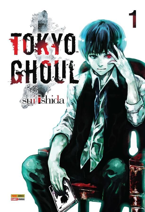 Tokyo Ghoul - Volume 01