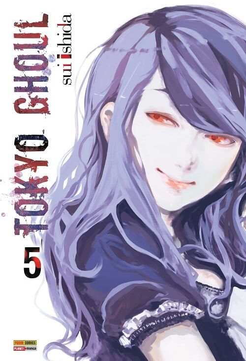 Tokyo Ghoul - Volume 05