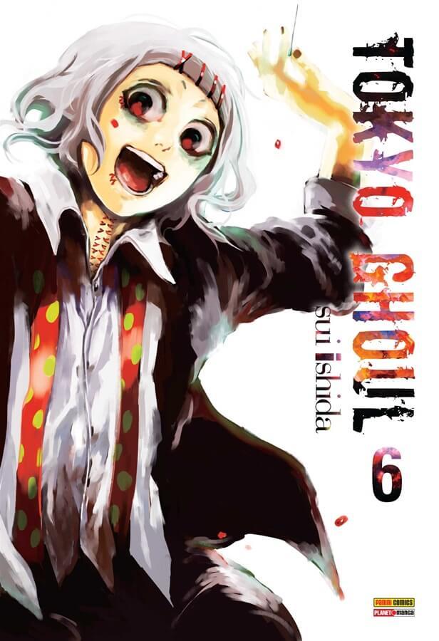 Tokyo Ghoul - Volume 06