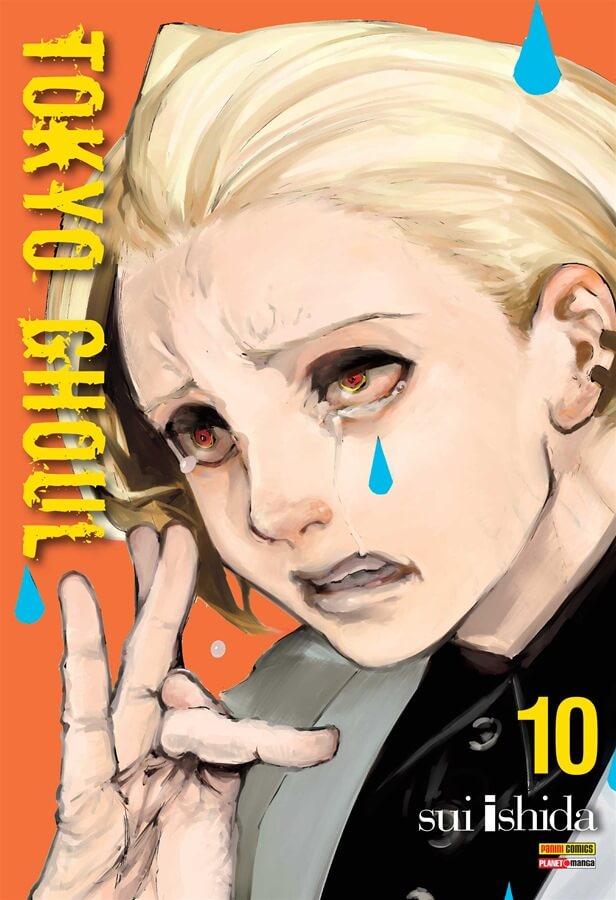Tokyo Ghoul - Volume 10