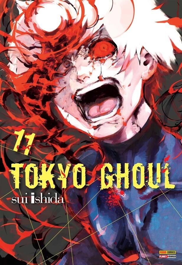 Tokyo Ghoul - Volume 11