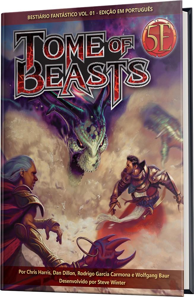 Tome of Beasts: Bestiário Fantástico - Volume 01