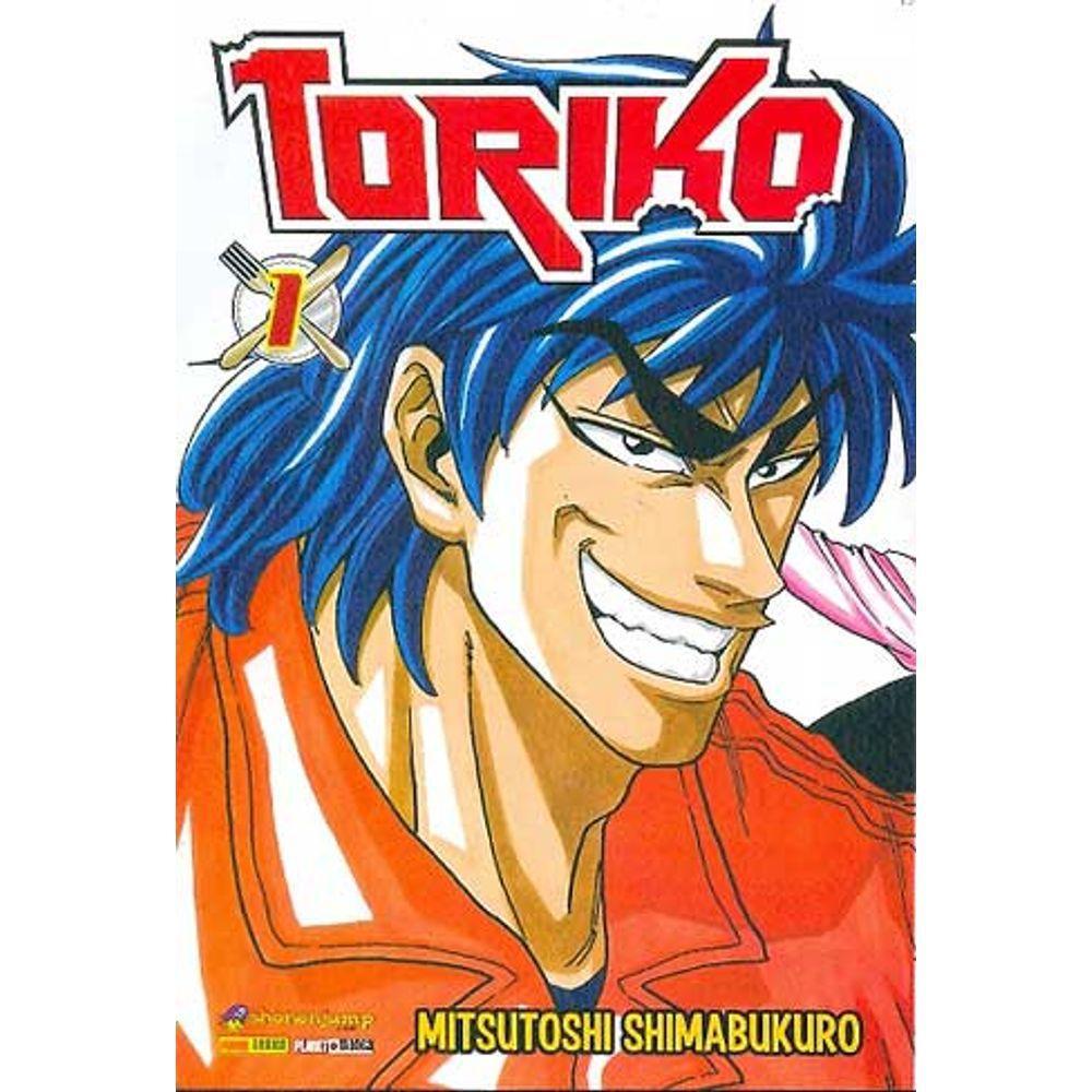 Toriko - Volume 01 - Usado