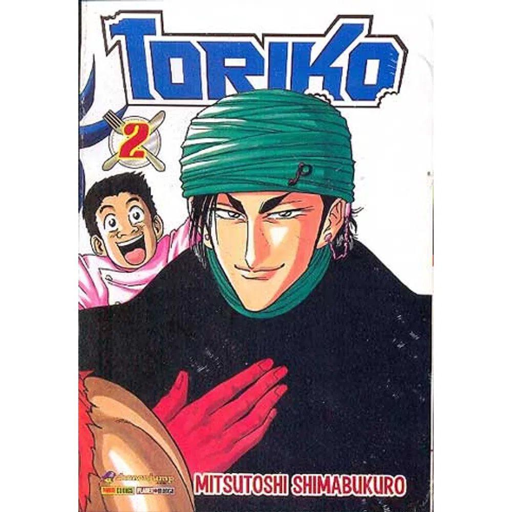 Toriko - Volume 02 - Usado