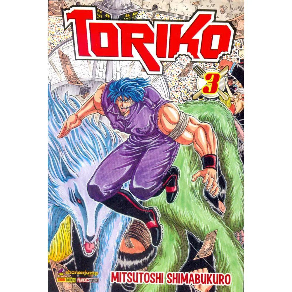Toriko - Volume 03 - Usado