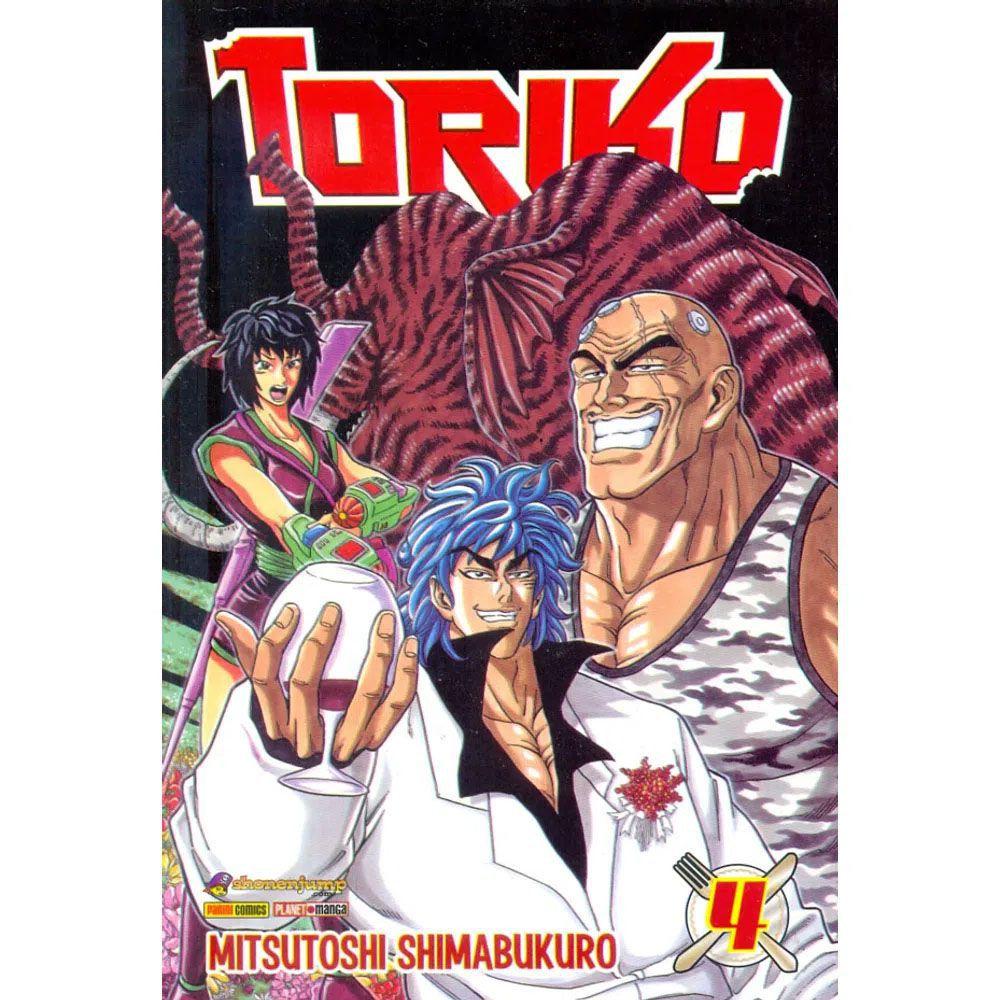 Toriko - Volume 04 - Usado