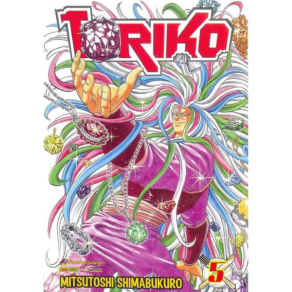 Toriko - Volume 05 - Usado
