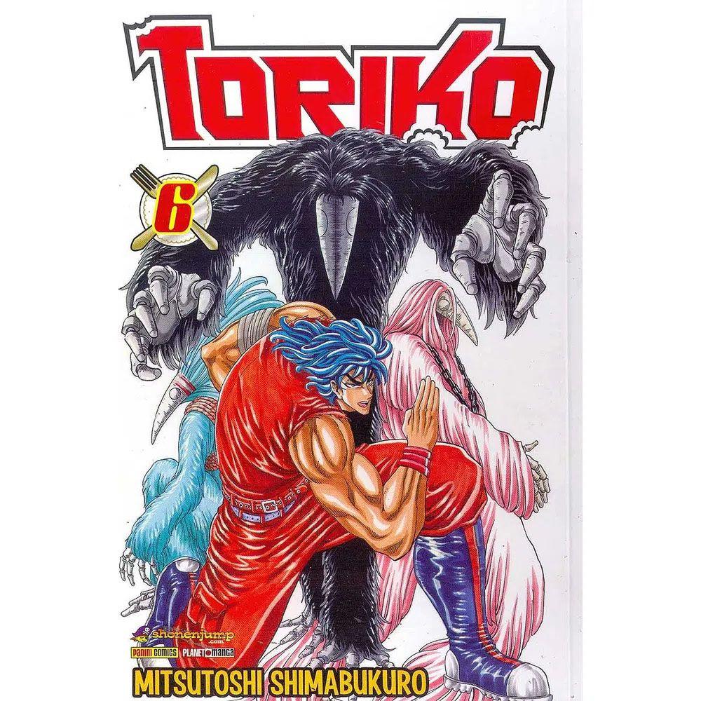 Toriko - Volume 06 - Usado