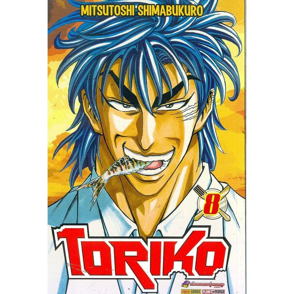 Toriko - Volume 08 - Usado