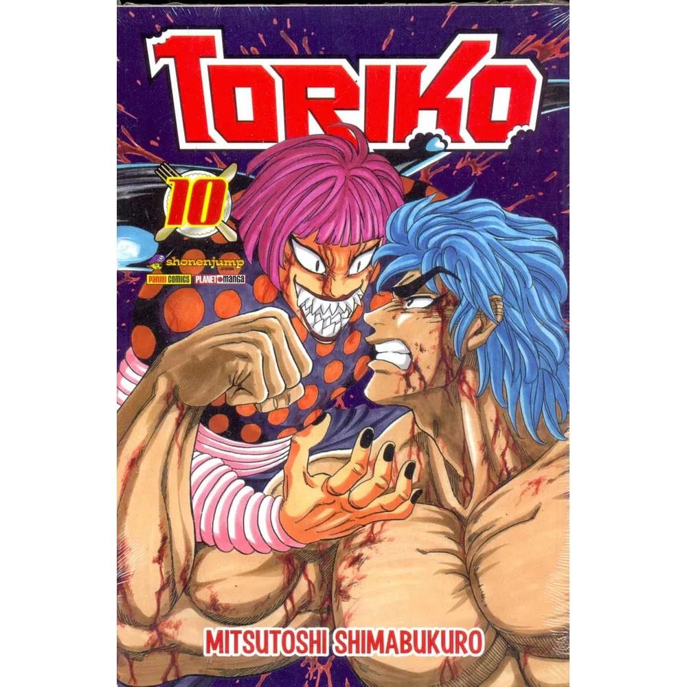Toriko - Volume 10 - Usado