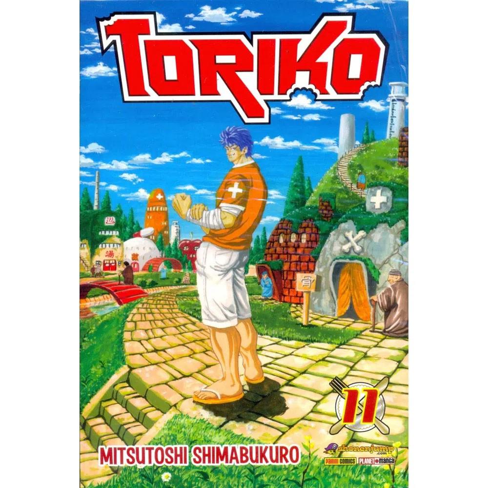 Toriko - Volume 11 - Usado