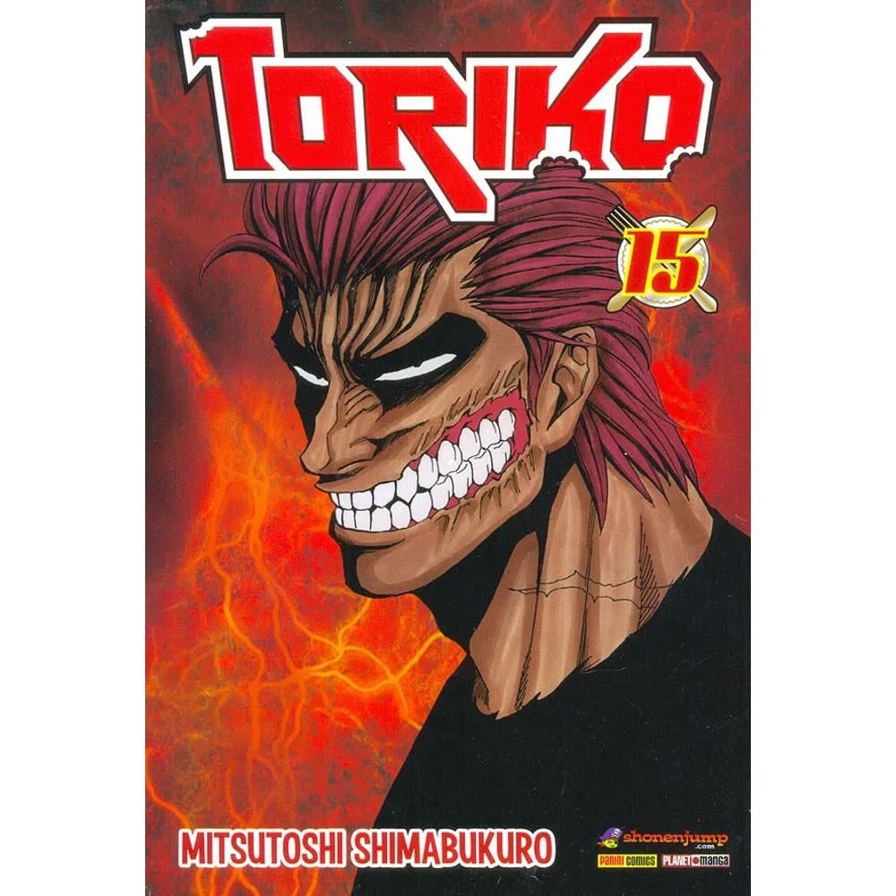 Toriko - Volume 15 - Usado