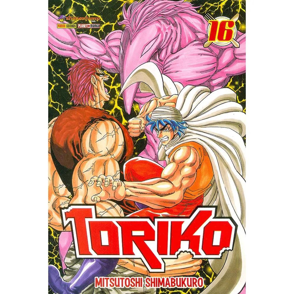 Toriko - Volume 16 - Usado