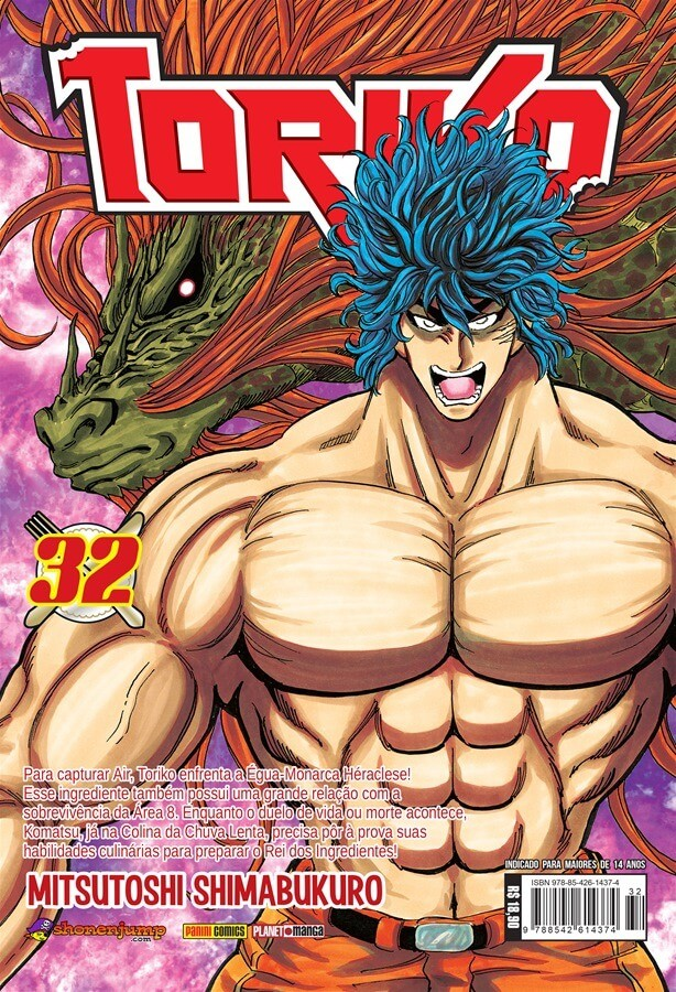Toriko - Volume 32