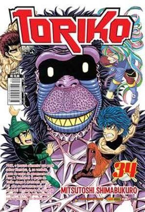 Toriko - Volume 34
