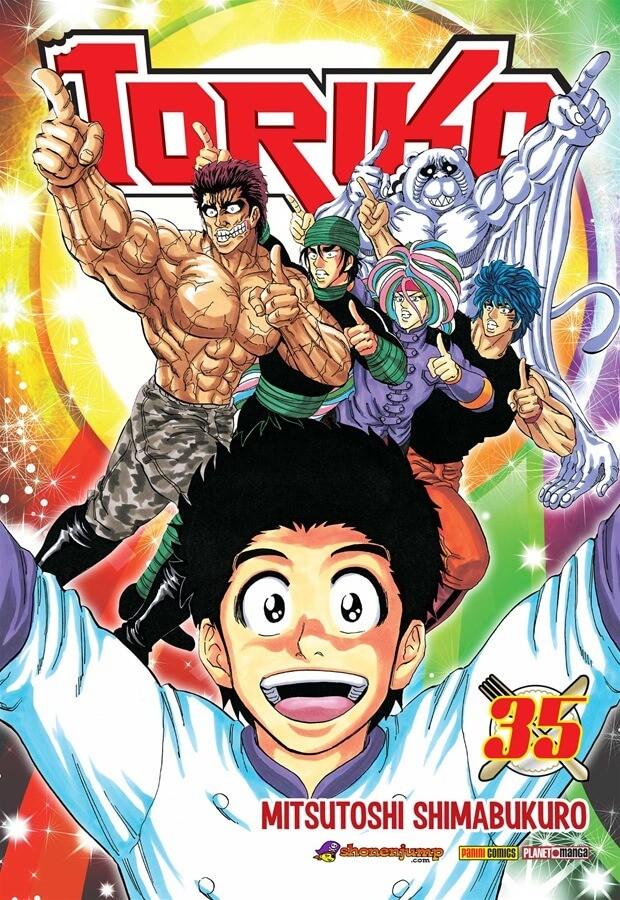 Toriko - Volume 35