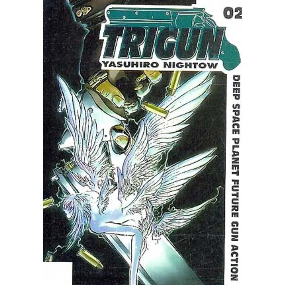 Trigun 1ª Edição - Volume 02 - Usado