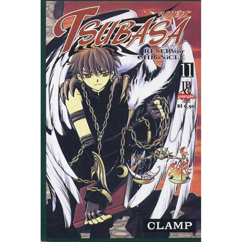 Tsubasa Reservoir Chronicle - Volume 11 - Usado