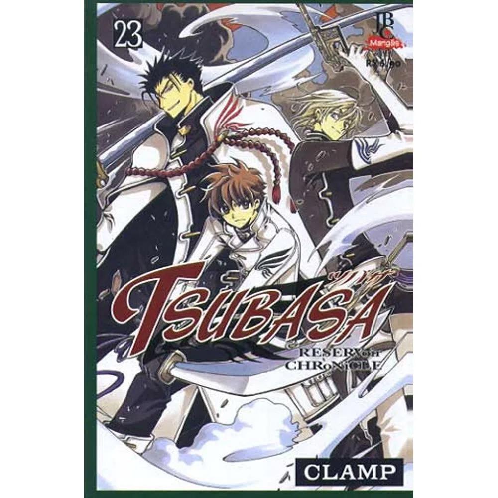 Tsubasa Reservoir Chronicle - Volume 23 - Usado