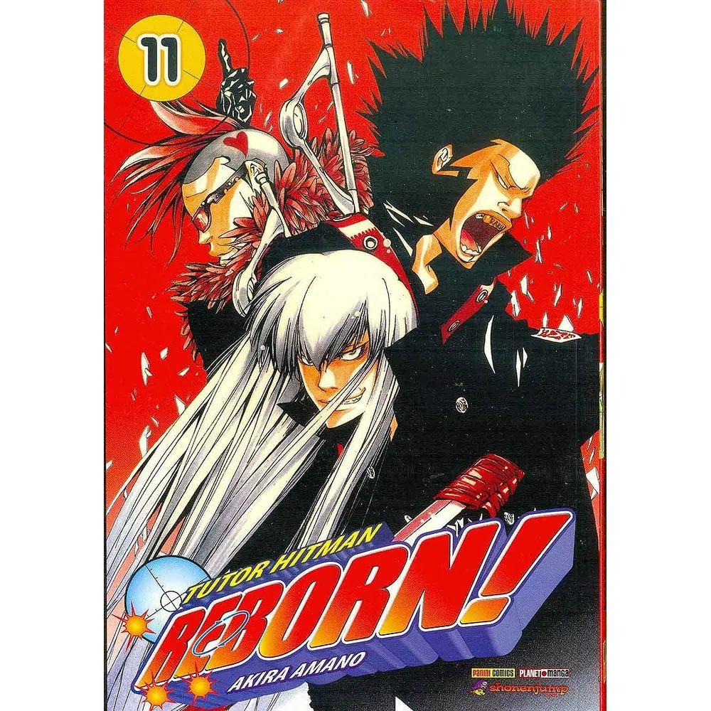 Tutor Hitman Reborn! / Katekyo Hitman Reborn! - Volume 11 - Usado