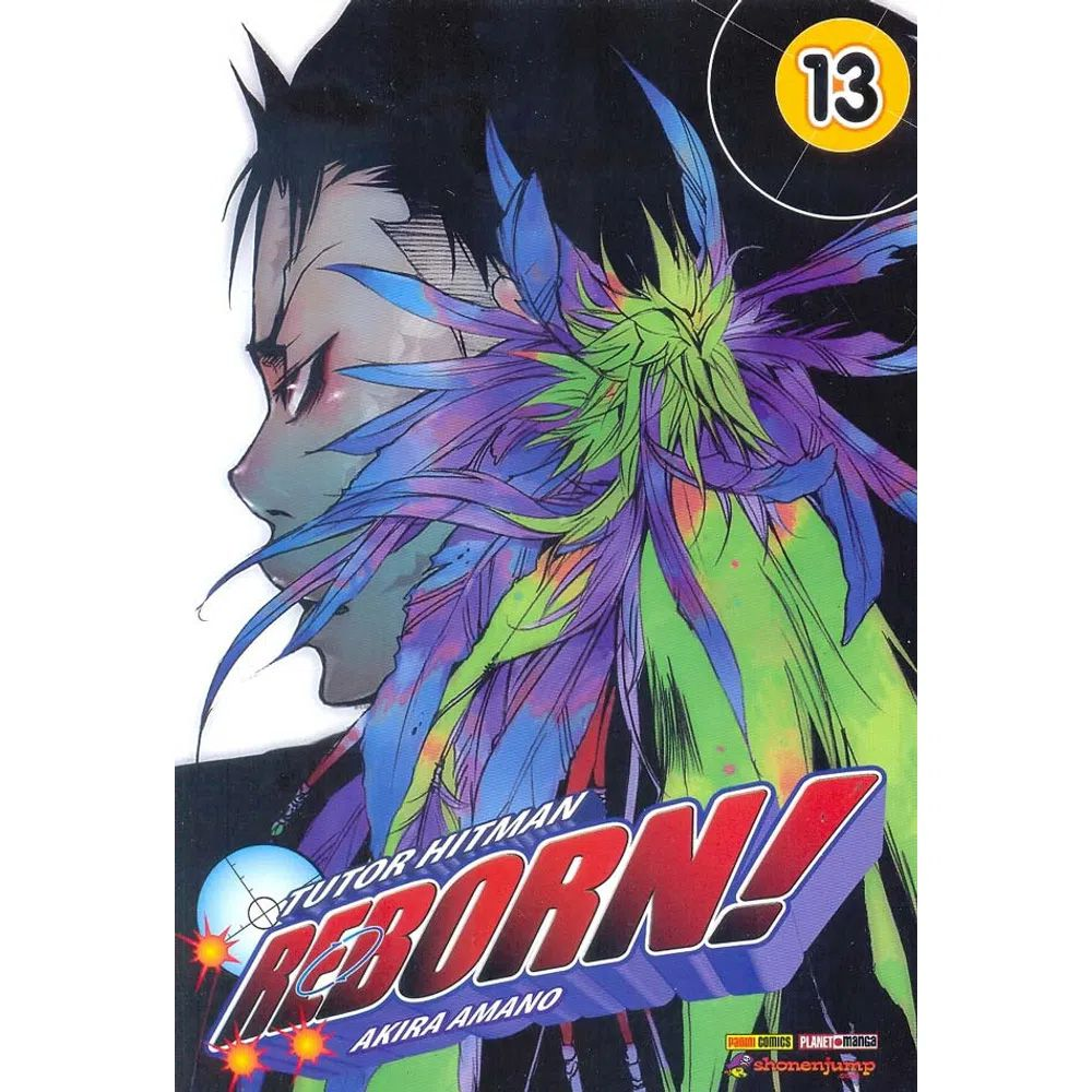 Tutor Hitman Reborn! / Katekyo Hitman Reborn! - Volume 13 - Usado