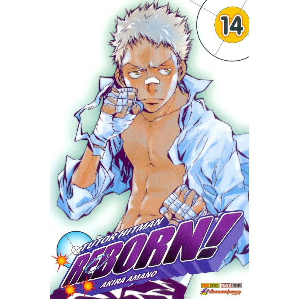 Tutor Hitman Reborn! / Katekyo Hitman Reborn! - Volume 14 - Usado