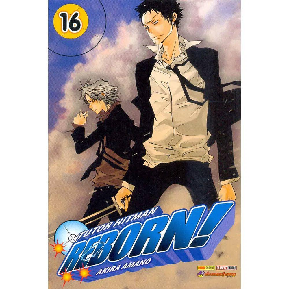Tutor Hitman Reborn! / Katekyo Hitman Reborn! - Volume 16 - Usado