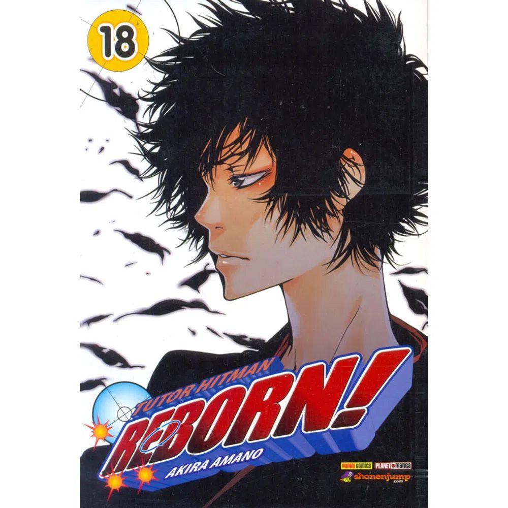 Tutor Hitman Reborn! / Katekyo Hitman Reborn! - Volume 18 - Usado