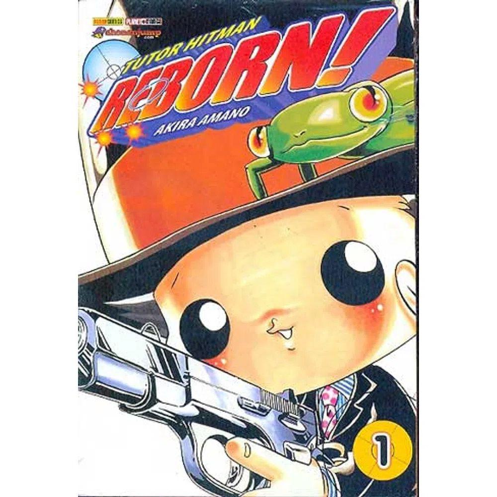 Tutor Hitman Reborn! / Katekyo Hitman Reborn! - Volume 01 - Usado