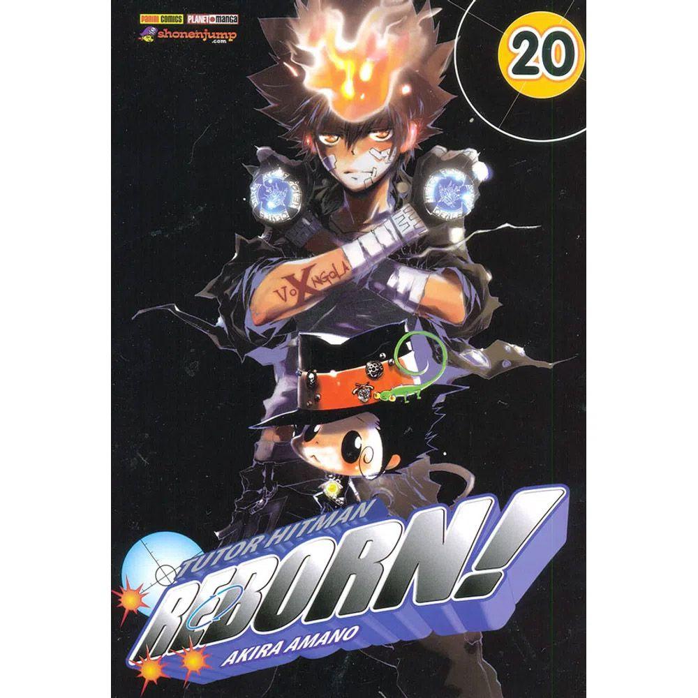 Tutor Hitman Reborn! / Katekyo Hitman Reborn! - Volume 20 - Usado