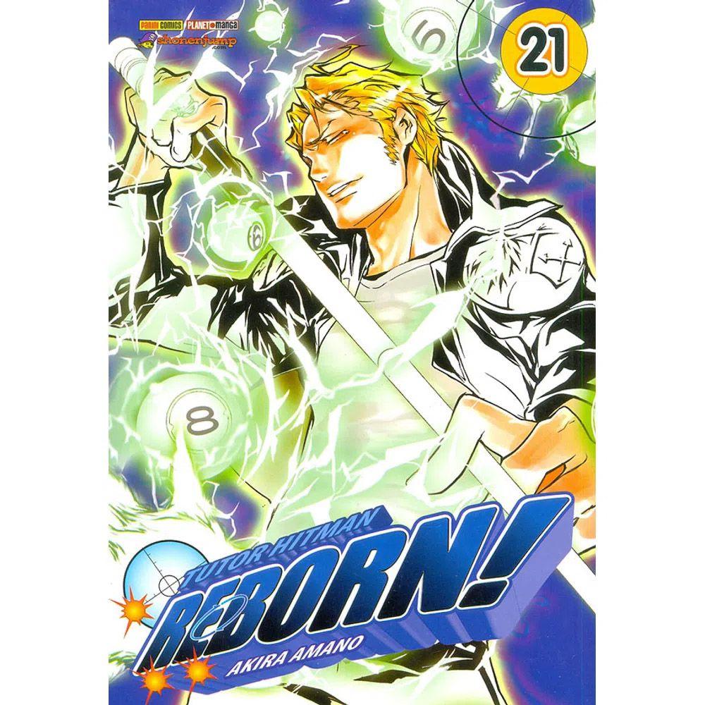 Tutor Hitman Reborn! / Katekyo Hitman Reborn! - Volume 21 - Usado