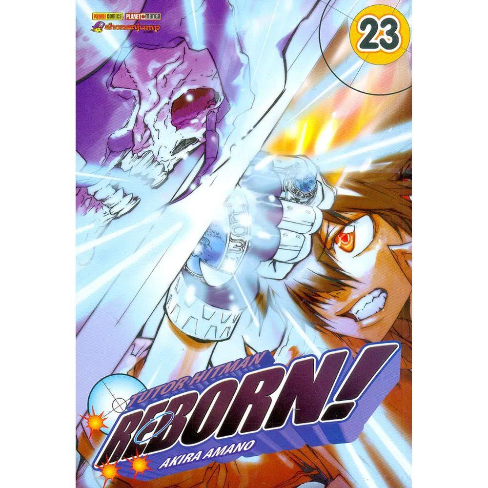 Tutor Hitman Reborn! / Katekyo Hitman Reborn! - Volume 23 - Usado